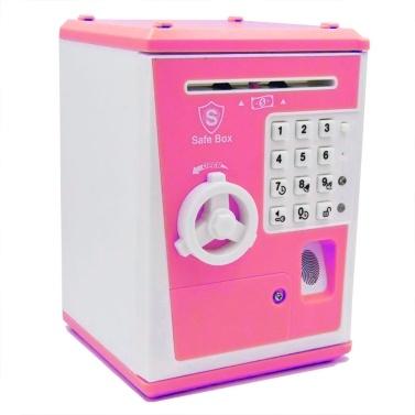 Electronic Multifunctional Money Saving Box