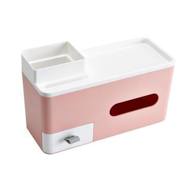 Desktop Organizer mit Schubladen-Make-up-Aufbewahrungsbox