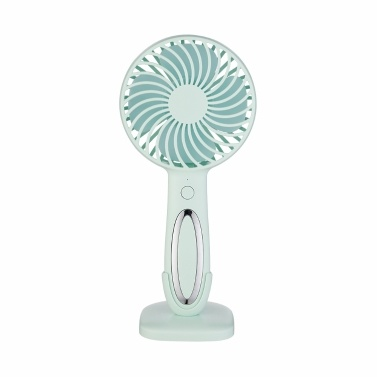49% OFF USB Portable Rechargeable LED Cooler Charging Mini Fan Cooling,limited offer $10.99