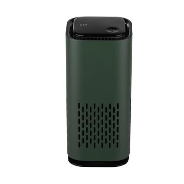 Desktop-Luftreiniger mit hocheffizientem Kohlefilter Tragbarer Luftreiniger USB-Aufladung Leiser Schlafzimmer-Luftfilter