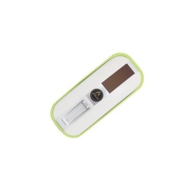 PURETTA LZ-M UV-Toilettenreiniger Lichtbewegungssensor Aktivierter wiederaufladbarer Solarstrom Automatischer Toilettendeckelreiniger