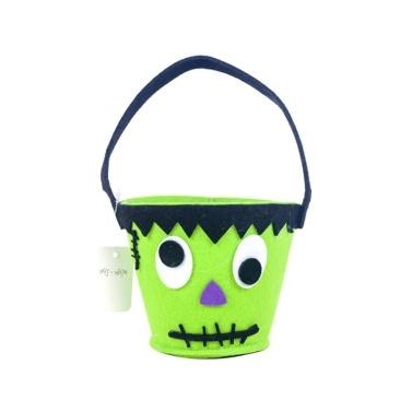 Mini Trick or Treat Halloween Bucket