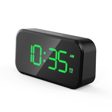 5 Inch Full Screen Alarm Clock