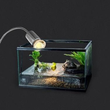 25W Halogen Heat Lamp UVA UVB Basking Lamp Heater Light Bulb