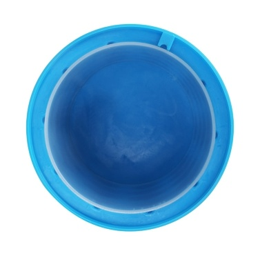 Ice Cube Maker Genie Revolutionary Space Saving Ice-Ball Makers Bucket Party Drink Silicone Trays Mold 14.1 X 13.2cm