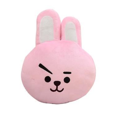 Lovely Cartoon BTS Soft Stuffed Pillow