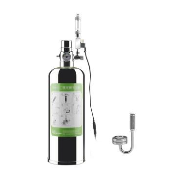 1L Aquarium CO2 Generator System Kit