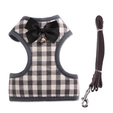 Pet Vest Harness Set