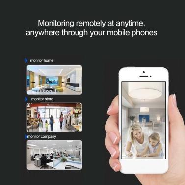 X9100C-PH36 720 P WiFi Smart Pet Überwachungskamera mit Nachtsicht Zwei-Wege-Audio 355 Grad PTZ APP Kamera für Pet Baby Elder