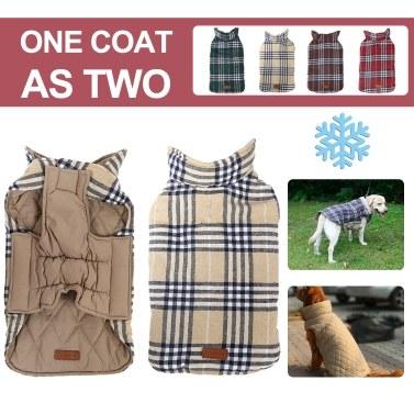 Hundeweste Kaltwetter Hundemäntel für den Winter
