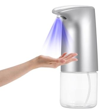 450ML Sprühseifenspender Automatische Induktion IPX4 Wasserdichter Händedesinfektionsseifenspender