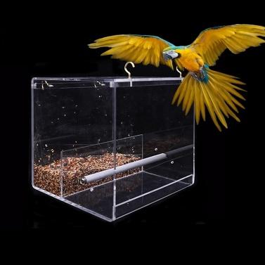 Hanging Bird Feeder for Cage Bird Feeder House
