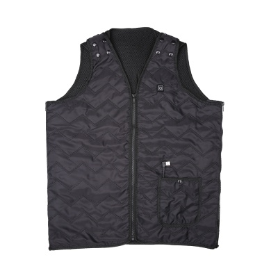 Heated Vest USB Rechargeable Intelligent Thermostat Vest