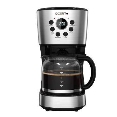 Dcenta 12-Cup Coffee Maker
