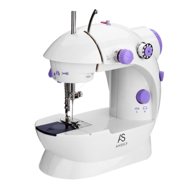 31% de réduction sur la machine à coudre électrique pour ménage Mini Purple Angle 2 à seulement 14,10 € sur tomtop.com + livraison gratuite