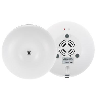 Wesentliche 100ml Aroma-Öl-Diffusor Ultraschall-Luftbefeuchter Purifier kühlen Nebel-Hersteller mit 7 Farben-LED-Licht für Home Office