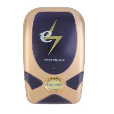 Smart Inteligente Eficiencia Electrodoméstico Energía Electrónica Energía 28KW ABS Caja de Ahorro Factor de Potencia Saver 90V 250V