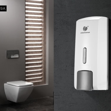 23% OFF CHUANGDIAN 300ml Wall-mounted Soap Dispenser,limited offer $7.89