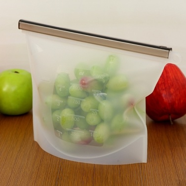 Heat-resistant Silicone Food Preservation Bags