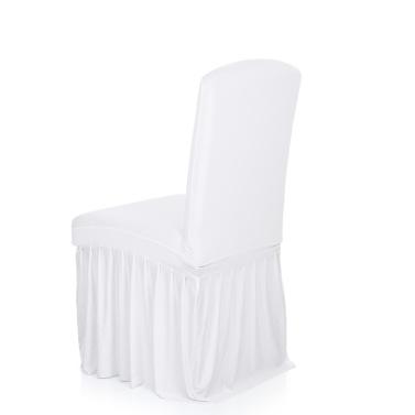Abnehmbarer, waschbarer Stuhlbezug für zu Hause