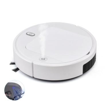 Roboter Staubsauger Sprühtyp Desinfektion UV-Licht Sterilisation Automatische Reinigung Vakuum