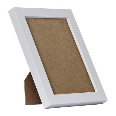 8 Inch Wooden Picture Frame Natural Eco Wood Photo Frame with High Definition Acrylic for Wall Hanging and Tabletop Photo Display