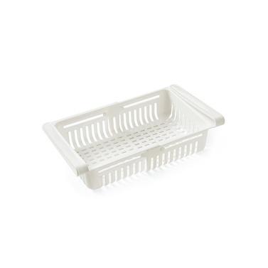 Einziehbarer Kühlschrank-Organizer-Behälter
