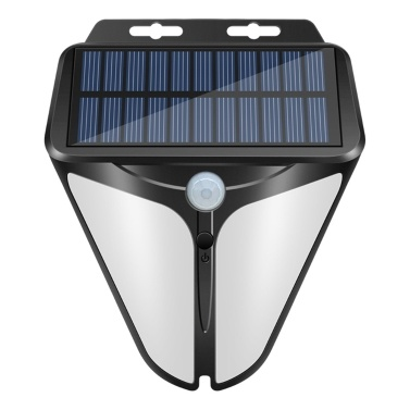 31LED Solar Powered Light Wall Lamp