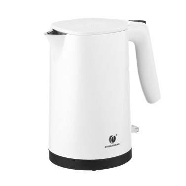 1.2L Electric Kettle CHUANGDIAN Double Wall Kettle