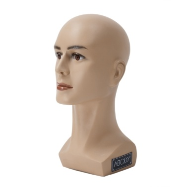Abody Tall Mannequin Wig Stand and Holder