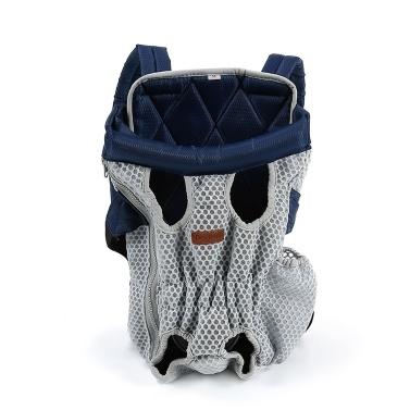 Haustierrucksack Legs-Out Mesh Front Dog Carrier