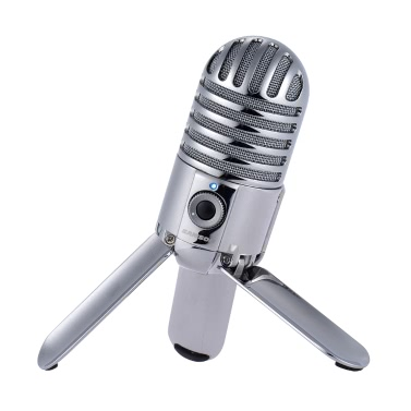 Samson Meteor Mic Studio Desktop Recording Condenser Microphone