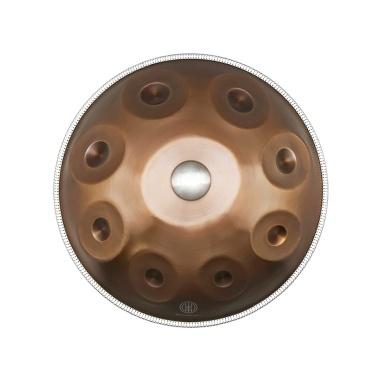 22-Zoll-Handpfanne Handpfanne Handtrommel D-Taste 9 Hinweise (D3 A3 bB3 D4 F4 A4 G4 E4 C4)