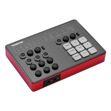 TAKSTAR SC-M1 Portable Live Broadcast Sound Card with DSP