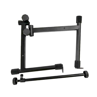 Electronic Piano Stand Riser Universal X-Style Adjustable Keyboard Stand Musical Instrument Accessory