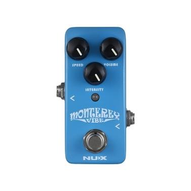 NUX NCH-1 MONTEREY Vibe Gitarreneffektpedal