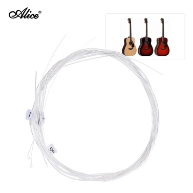 Alice AC130-H Nylon Konzertgitarren Saiten 6pcs / set (0,0285 bis 0,044) Hard Tension