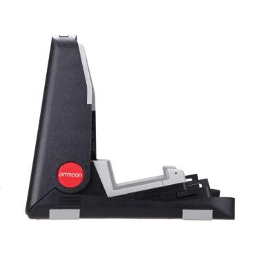 ammoon faltbare Ständer Halter a-förmige Halterung für Ukulele Violine Mandoline leicht Universal kompakte platzsparende