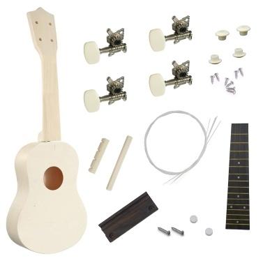 Ukulele Kit DIY Toy for Kids