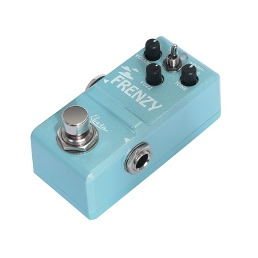 Rowin Fuzz Effect Pedal Single Guitar Pedal