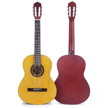 ammoon CG-12 39 Zoll Akustische Klassische Gitarre