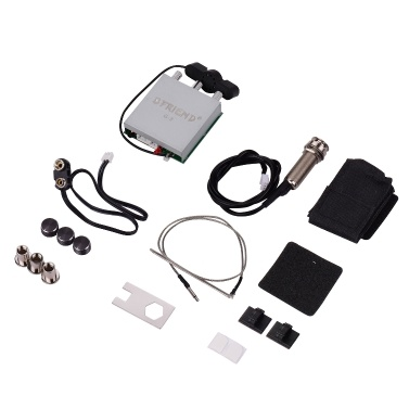 Acoustic Folk Classic Guitar Piezo Pickup Preamp Microphone Pickup Double Pick-up System