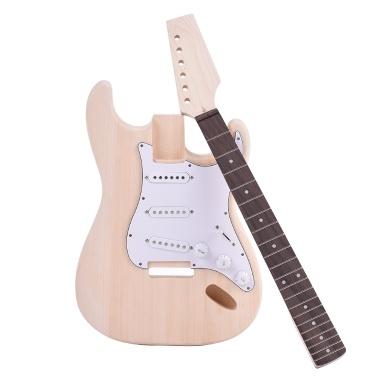Muslady ST Style E-Gitarre