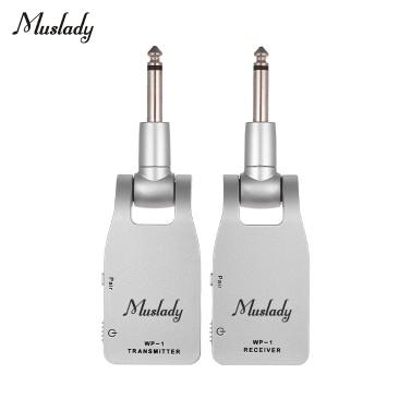 Muslady 2.4G Wireless Gitarrensystem Sender & Empfänger