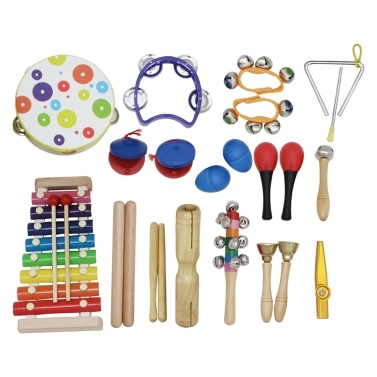 Musical Instrument Toy Kit