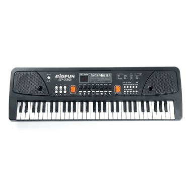 61 Tasten Digitale Musik Elektronische Tastatur Kinder Multifunktionales E-Piano