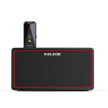 NUX Mighty Air Mini Wireless Stereo Modelling Electric Guitar Bass Amplifier
