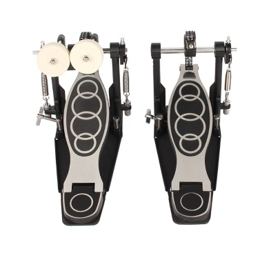 Double Bass Pedal Direct Drive Bass Drum Kick Pedals
