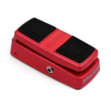 MOOER PITCH STEP Pitch Shifting und Harmony Effect Pedal Pressure Sensing Schalter True Bypass Full Metal Shell