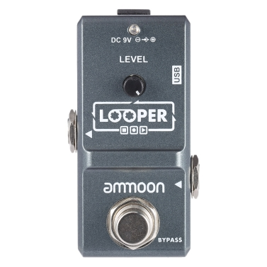 39% OFF ammoon AP-09 Nano Series Guitar Effect Pedal,limited offer $34.99